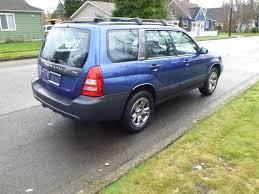 blue subaru forester 2003 2003 subaru forester awd auto sales