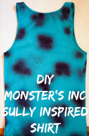 Monster Inc Halloween Costumes Best 25 Monsters Inc Shirt Ideas On Pinterest Boo Monsters Inc