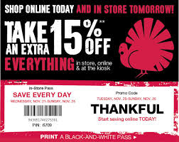 shop kohls online black friday 20 reasons to advertise with free standing inserts this black friday