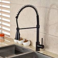 rubbed bronze pull kitchen faucet vccucine best antique rubbed bronze spray single lever