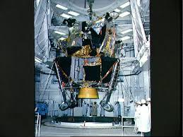 Lunar Module Interior As10