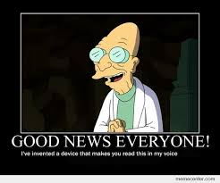 Good News Meme - good news everyone by ben meme center