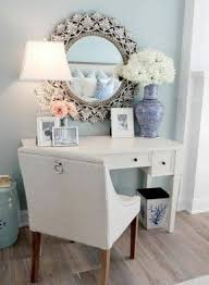 Table Vanity Mirror With Lights Makeup Vanity Table With Lights Foter