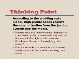 wedding cake model crime and criminal justice ppt online