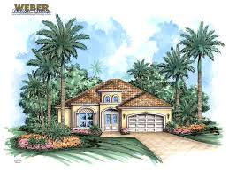 27 tropical style home plans one story sugar loaf model weber sugar loaf model weber design group