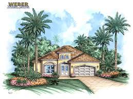 sugar loaf model weber design group tropical style home plans one