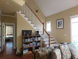 a beautiful three story house in a private deep water cove just