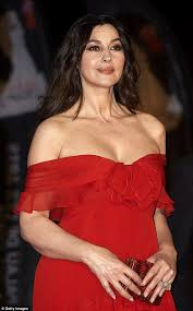 monica bellucci in spectre wallpapers bond monica bellucci 53 flaunts age defying figure daily