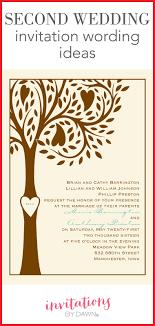 new second wedding invitation wording photos of wedding invitations