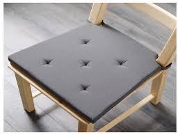 chaise kubu chaise galette de chaise élégant galette de chaise ikea design la