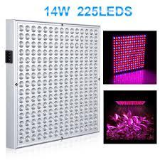 amazon com upgraded excelvan 14w 225 smd led plant grow light