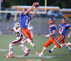 penn yan mustangs mustangs win home opener 26 6 observer review com