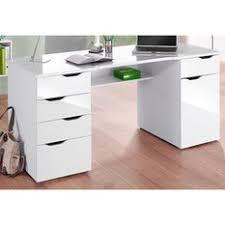 bureau blanc tiroir bureau blanc avec tiroir achat meuble bureau lepolyglotte