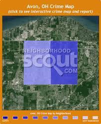 avon ohio map avon oh 44011 crime rates and crime statistics neighborhoodscout
