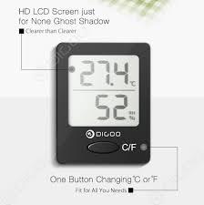 Comfortable Indoor Temperature Digoo Dg Th1130 Home Comfort Digital Indoor Thermometer Hygrometer