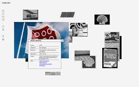 Seeking Monde Des Series Brutalist Websites