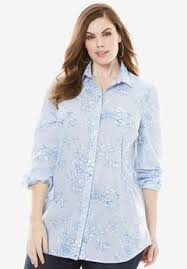 weskit blouse plus size shirts and blouses for roaman s