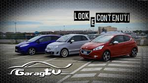 St Vs Abarth 500 Ford St Abarth 500 Ss Peugeot 208 Gti Look E