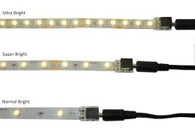 led strip lighting for kitchens super bright flexible led strip prices starting at 6 87