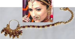 hindu nose ring significance of wearing nose rings in indian culture