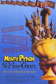 monty python and the holy grail the colonial theatre