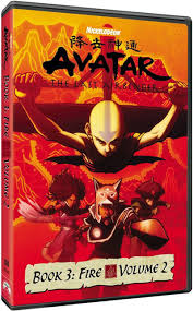 avatar airbender dvd announcement avatar