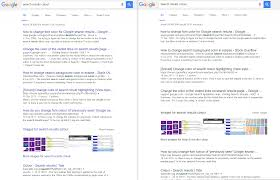 color of 2016 google u0027s testing a change to the way it shows search results