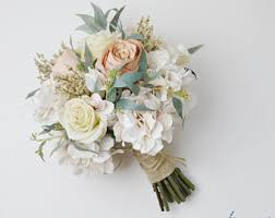 wedding bouquets fall wedding bouquet etsy