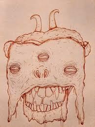 quick sketch of a fella satanism
