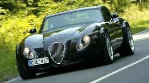 wiesmann wiesmann gt prototype totaled on the autobahn exactly one month