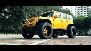 gold jeep wrangler amani forged wheels jeep wrangler on 24