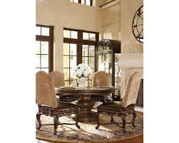 Round Dining Room Tables Elba Round Dining Table Dining Room Furniture Thomasville