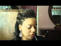 microbraids hairstyles microbraids 1 2 up 1 2 down double hump bump hairstyle final