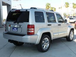 jeep liberty silver inside silver jeep liberty in arizona for sale used cars on buysellsearch