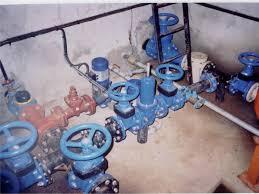 chambre d h e vannes syndicat de la réseau réservoirs bouy