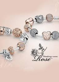 pandora silver bracelet with charms images Pandora bracelets rose jpg