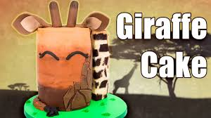 giraffe cake how to make a giraffe cake april the giraffe cake from animal