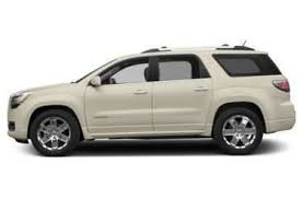 2015 gmc acadia models trims information and details