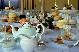 Seeking Tea Afternoon Tea Is A Wonderful Way To Enrich Time With Friends