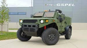 paramount mbombe tardec ultra light vehicle ulv research prototype advanced