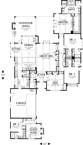 House Plans With Butlers Pantry Alternate Floor Plan Mascord For The Home Pinterest House