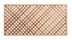 prestige diagonal trellis paint options the garden trellis company