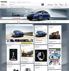 toyota corolla website dmnyc design art direction creative consulting
