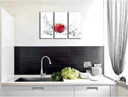 tableau design pour cuisine déco murale pour cuisine vente de tableau pomme pas cher