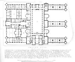 plans for leeds general infirmary by sir george gilbert scott