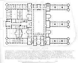 General Hospital Floor Plan Plans For Leeds General Infirmary By Sir George Gilbert Scott