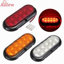 trailer tail lights for sale oval led tail lights online oval led tail lights for sale