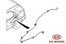 how to reset kia abs light rear abs wheel sensor kia sorento shortmodelrelease