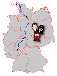 Kassel Germany Map by Our Footprints In Europe Part 1 U2013 Kassel Hamburg And Sylt U2013 Our