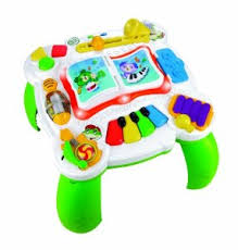 baby standing table toy amazon com leapfrog learn groove musical table electronic